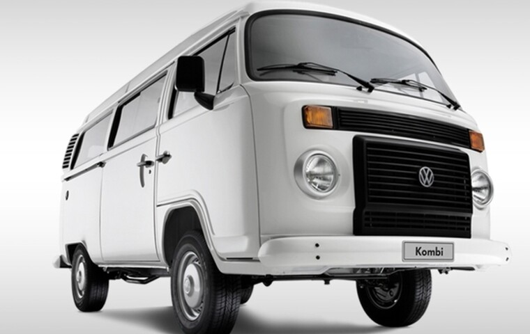 VW Kombi Brazilian still made today