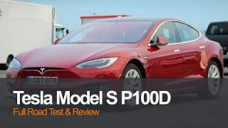 Tesla Model S P100D Review & Full Road Test | Planet Auto