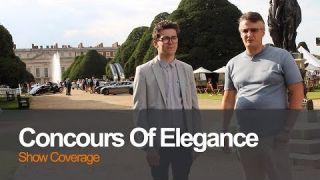 Hampton Court Concours of Elegance 2017 Coverage - Planet Auto