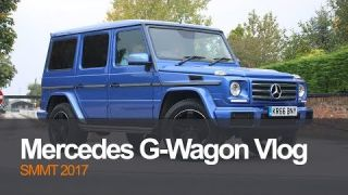 G-Wagon 350D VLOG | SMMT North | Planet Auto
