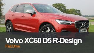 Volvo XC60 D5 R-Design First Drive VLOG Review | Planet Auto