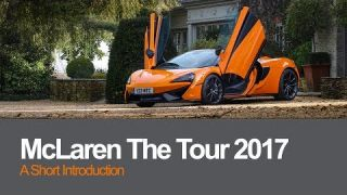 McLaren The Tour 2017 | The view 570s & 720s | Calcot Manor Hotel and Spa