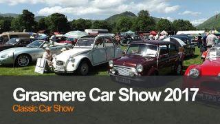 Grasmere Classic Car Show 2017