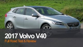 Volvo V40 D3 Review 2017 | Planet Auto