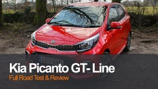 Kia Picanto Review & Full Road Test | Planet Auto