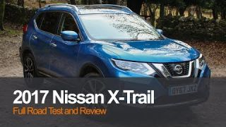 Nissan X-Trail 2017 Review & Full Road Test | Planet Auto