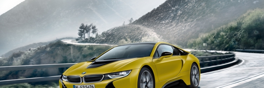 The BMW i5 - a four door i8? 2021 Release