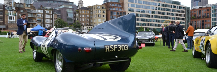 Ecurie Ecosse to grace the Goodwood Revival 2017