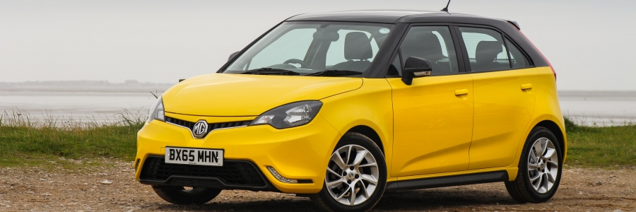 MG3 Form Sport Review