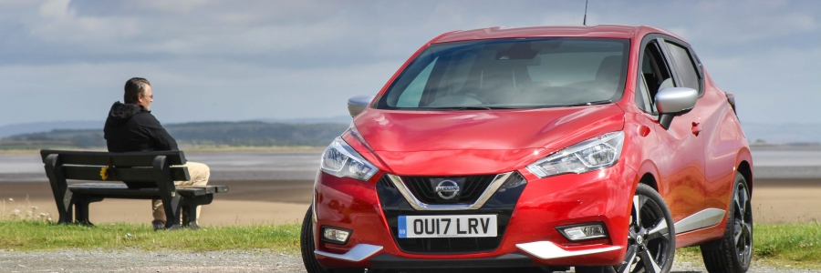 2017 Nissan Micra Review