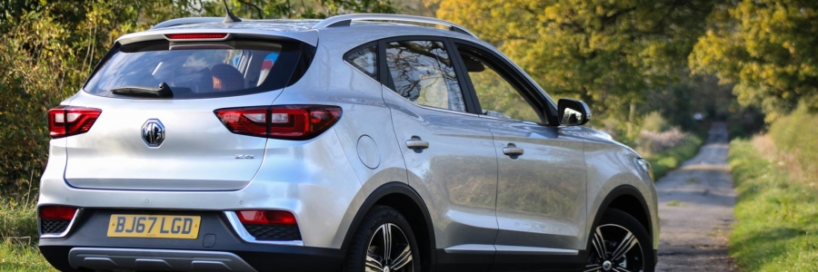 MG ZS First Drive and Preview