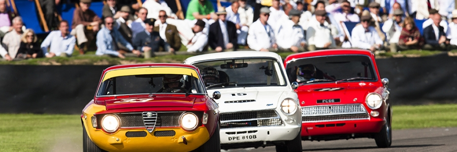 Goodwood Revival To Celebrate 1957 British GP